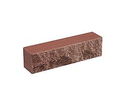 (Бордо) Облицовочный кирпич Land brick Узкий скала