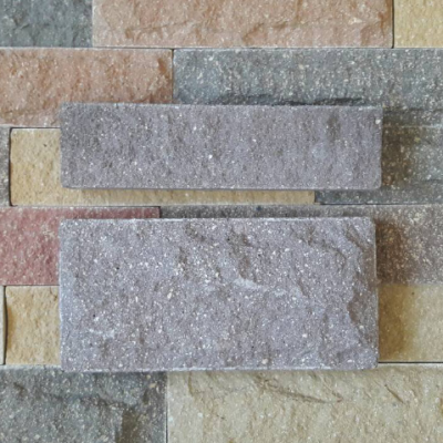 Облицовочная плитка Land Brick Колотая